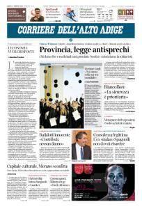 Corriere dell'Alto Adige - 17 Febbraio 2018