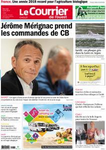 Le Courrier de l'Ouest Cholet – 05 juin 2019