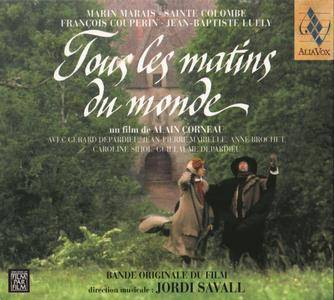 Jordi Savall & Le Concert des Nations - Tous les matins du Monde (2001) {Alia Vox CD & Bonus CD AV9821}