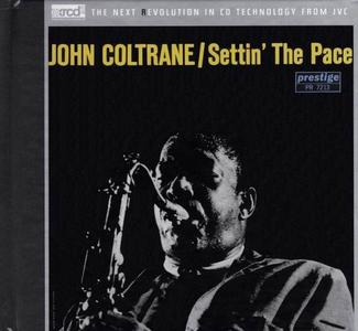 John Coltrane - Settin' The Pace (1961) [XRCD, Reissue 1998]