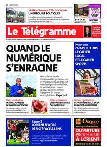 Le Télégramme Auray – 14 septembre 2020