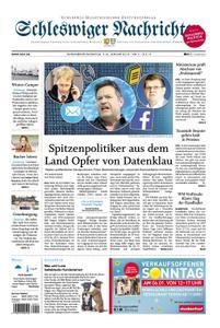 Schleswiger Nachrichten - 05. Januar 2019
