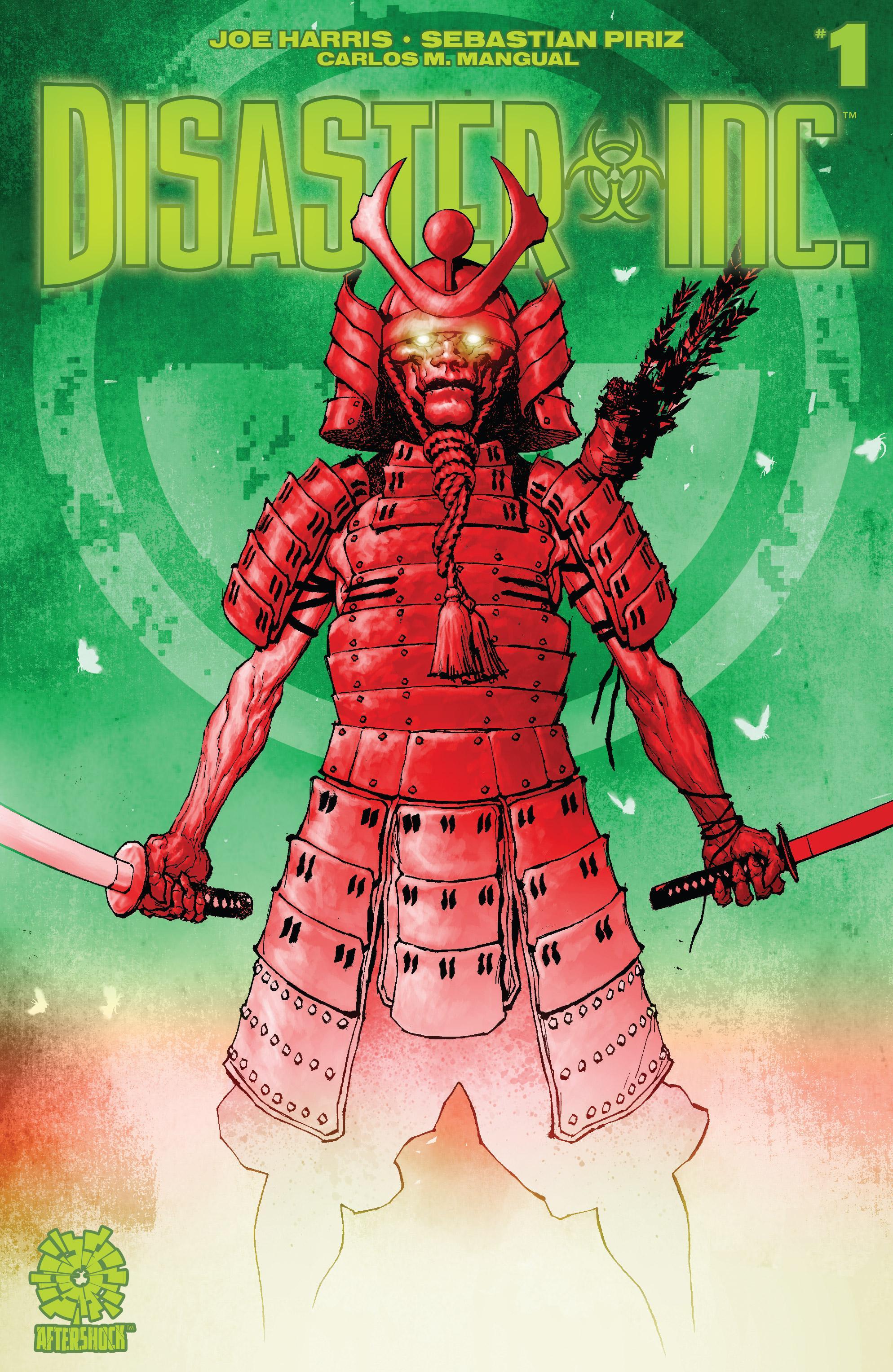 Disaster Inc 001 2020 digital Son of Ultron