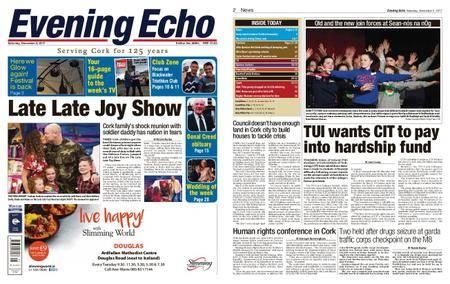 Evening Echo – December 02, 2017