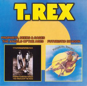T.Rex - Prophets, Seers & Sages: The Angels Of The Ages / Futuristic Dragon (1968/1976) {2000, 2 Albums on 1CD}