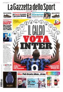 La Gazzetta dello Sport Bergamo – 20 novembre 2020