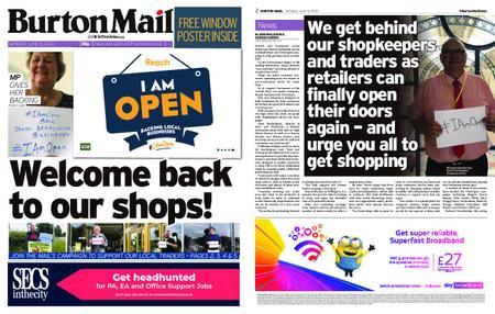 Burton Mail – June 15, 2020