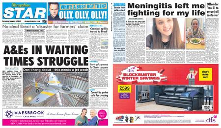 Shropshire Star Shrewsbury Edition – January 05, 2019