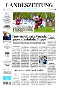 Landeszeitung - 23. April 2019