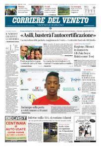 Corriere del Veneto Vicenza e Bassano - 12 Agosto 2018