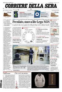 Corriere della Sera – 21 novembre 2018