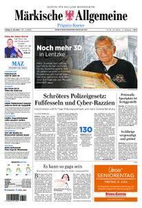 Märkische Allgemeine Prignitz Kurier - 08. Juni 2018