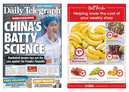 The Daily Telegraph (Sydney) – May 02, 2020
