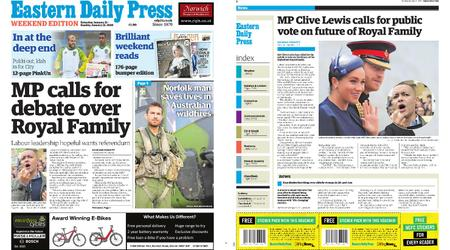 Eastern Daily Press – January 11, 2020