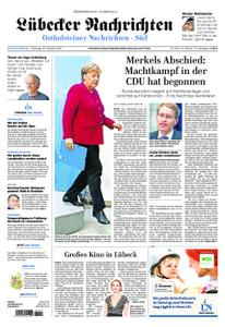 Lübecker Nachrichten Ostholstein Süd - 30. Oktober 2018