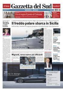 Gazzetta del Sud Messina - 6 Gennaio 2017
