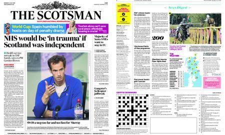 The Scotsman – July 02, 2018