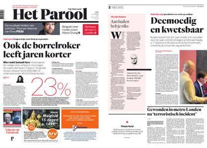 Het Parool – 15 september 2017