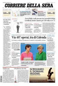 Corriere della Sera - 20 Febbraio 2018