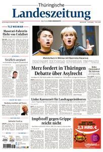 Thüringische Landeszeitung – 22. November 2018