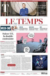 Le Temps - 08 juin 2019