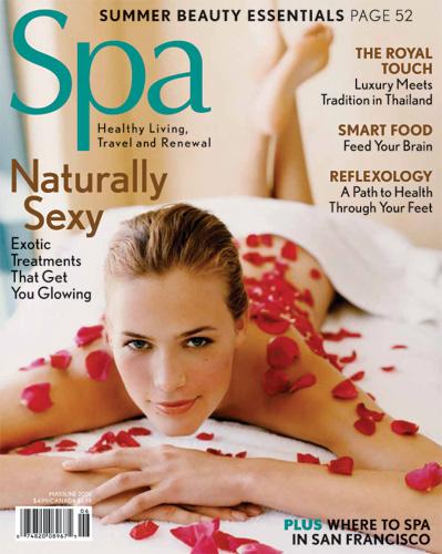 Spa Magazine May-June 2006