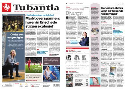 Tubantia - Enschede – 31 oktober 2018