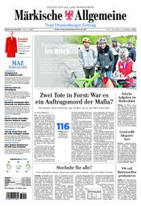 Neue Oranienburger Zeitung - 15. Mai 2019
