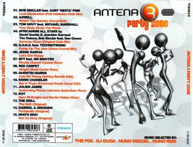 VA - Antenne 3 Party Zone (2006)
