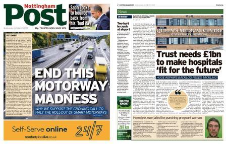 Nottingham Post – October 23, 2019
