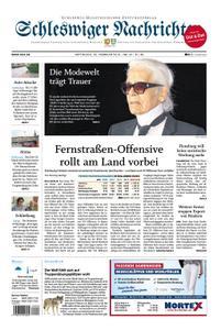 Schleswiger Nachrichten - 20. Februar 2019