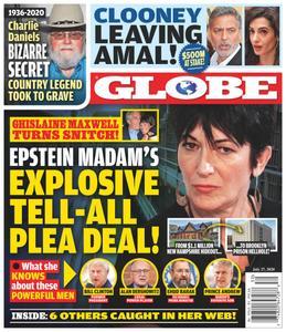 Globe – July 27, 2020