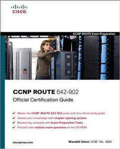 CCNP ROUTE 642-902 Official Certification Guide (Repost)