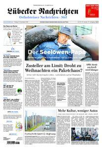 Lübecker Nachrichten Ostholstein Süd - 23. November 2018
