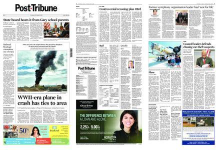 Post-Tribune – October 03, 2019