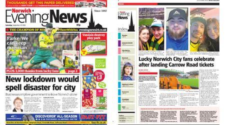 Norwich Evening News – September 19, 2020