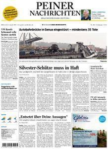 Peiner Nachrichten - 15. August 2018
