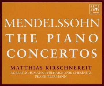 Matthias Kirschnereit - Mendelssohn: The Piano Concertos (2009)