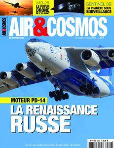 Air & Cosmos - 27 avril 2018