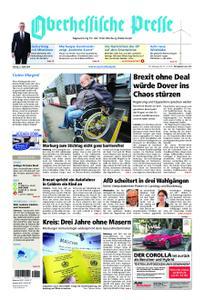Oberhessische Presse Marburg/Ostkreis - 05. April 2019