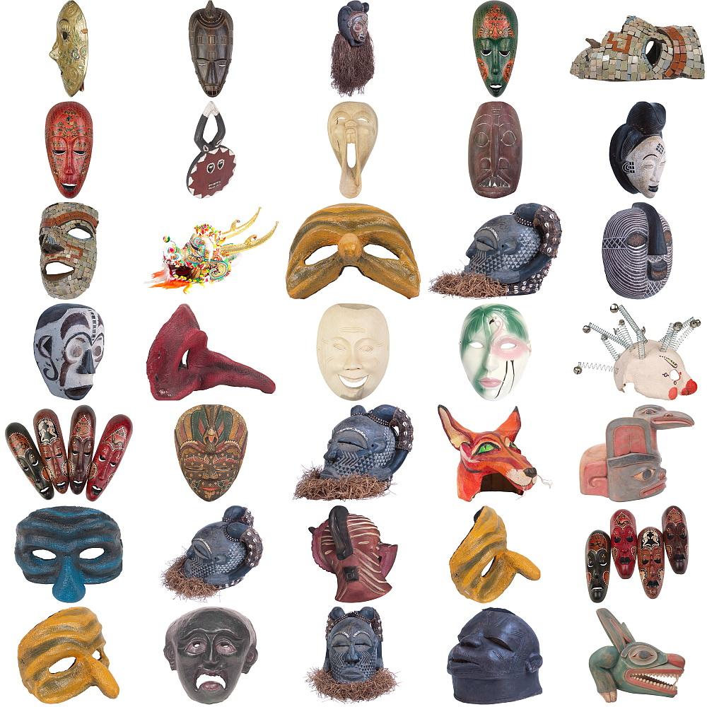 ClipaArt - Masks