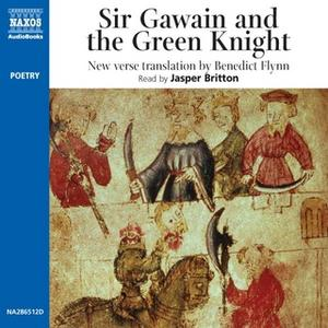 «Sir Gawain and the Green Knight» by Benedict Flynn