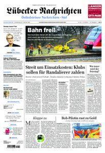 Lübecker Nachrichten Ostholstein Süd - 22. Februar 2018