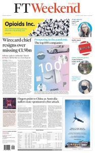Financial Times USA - June 20, 2020