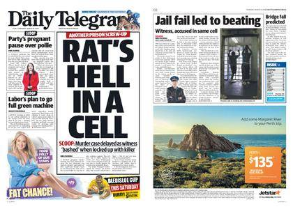 The Daily Telegraph (Sydney) – August 16, 2018