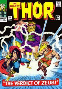 The Mighty Thor v1 129