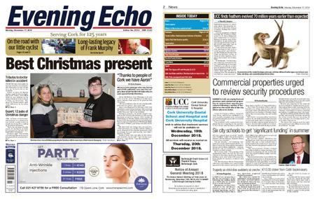 Evening Echo – December 17, 2018