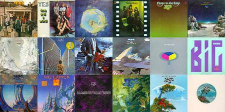 Yes: Collection (1969 - 2014) [Vinyl Rip 16/44 & mp3-320]
