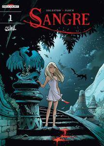 Sangre 001 - Sangre the Survivor (2016)