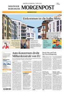 Solinger Morgenpost – 06. April 2019